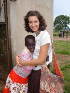 Precious Nancy, Kajo Keji, Sudan